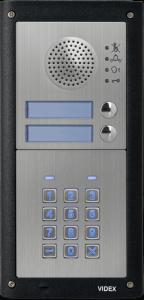 VIDEX Intercom Entry Gate Systems